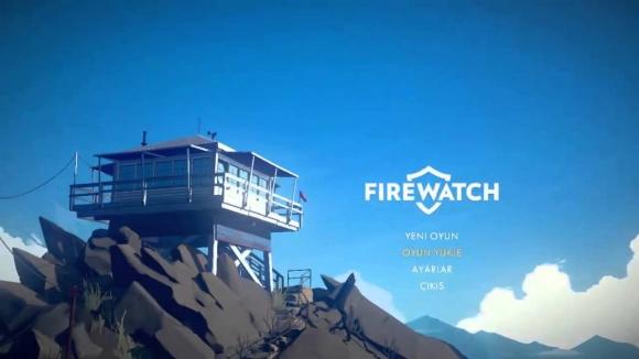 Firewatch Türkçe Yama Çıktı