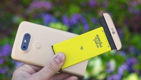 SD652 ile Çalışan LG G5 Tanıtıldı!