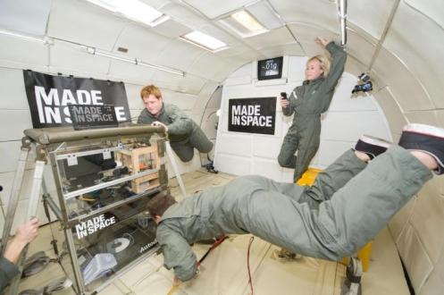 NASA Uzaya 3 Boyutlu Yazıcı Gönderiyor