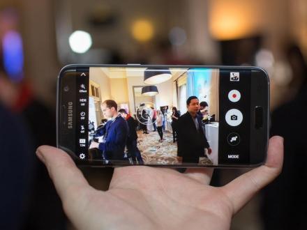 En İyi Kamera Galaxy S7 Edge'de