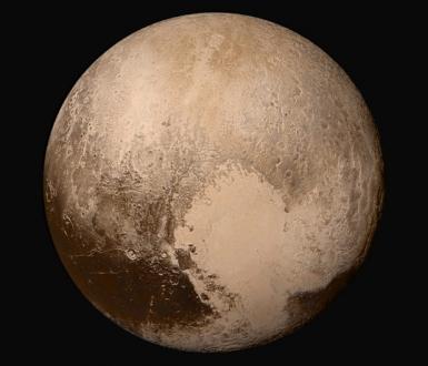 Plüton'un Farklı Yüzeyleri Keşfedildi