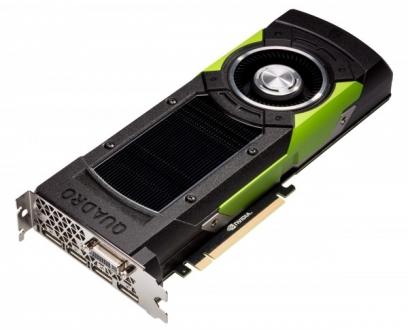 24 GB'lık NVIDIA Quadro M6000 Tanıtıldı!