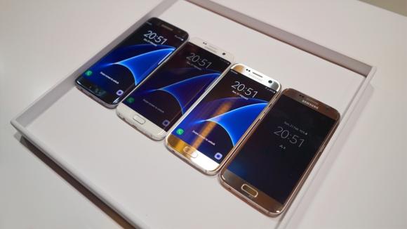 Galaxy S7 Kutusundan Çıkıyor