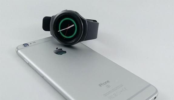 Gear S2 Nihayet iPhone ile Çalışıyor!