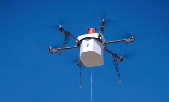 Nevada İlk Drone Şehri Oldu
