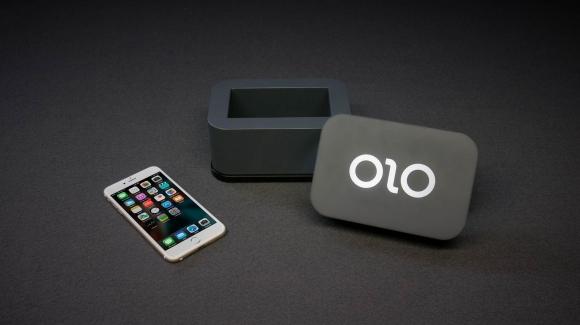 Akıllı Telefonlar için 3D Yazıcı: OLO!