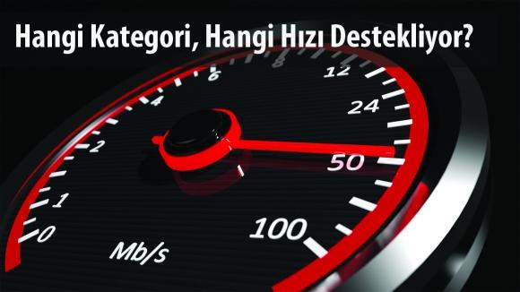 4.5 G için En İyi LTE Kategorileri