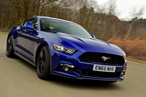 Küçük Hacimli Mustang Tanıtıldı!