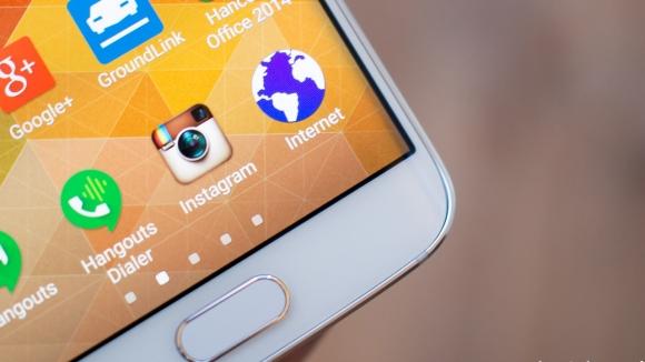 Samsung Tarayıcıya Galaxy S7 Desteği