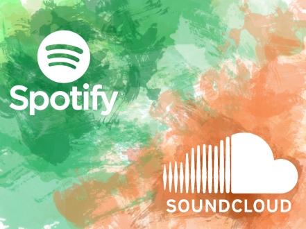 Soundcloud, Spotify'a Rakip Oluyor!