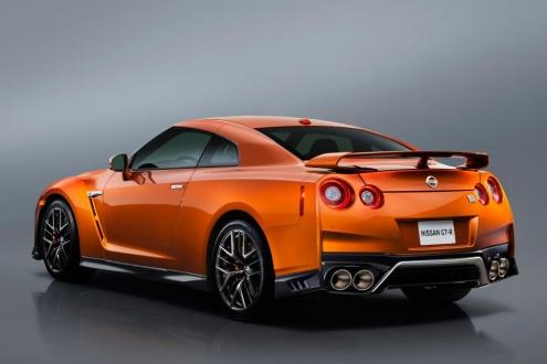 Yeni Nissan GT-R, 2017 için Hazır!