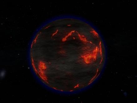 Super Earth Gezegeninin Sıcaklığını Ölçtü