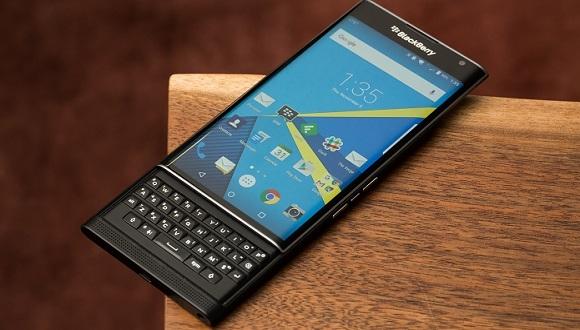 BlackBerry Priv için Android 6.0 Geliyor!