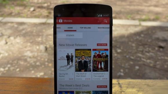 Google Play Filmler Türkiye'de!