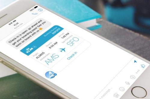 Facebook Messenger Uçak Hizmeti Sunuyor