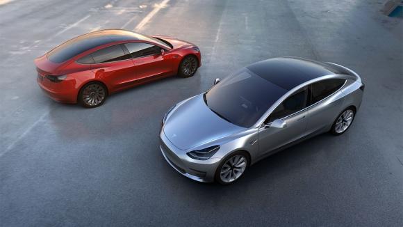 Tesla Model 3 Tanıtıldı!