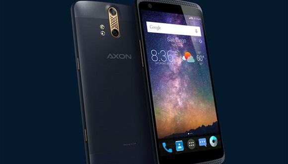 ZTE Axon 2 Dopdolu Bir Telefon Olacak