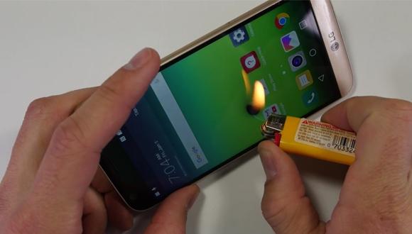 LG G5 Dayanıklılık Testi!