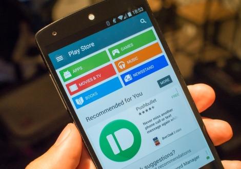 Yeni Google Play Simgeleri Duyuruldu!