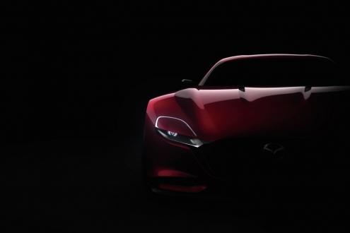 Proje Hareketleniyor: Mazda RX-Vision