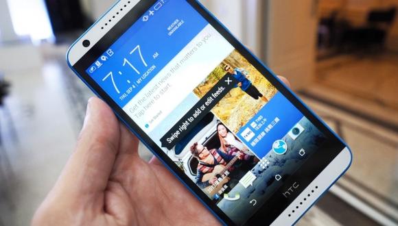 HTC Yeni Desire için Kolları Sıvadı