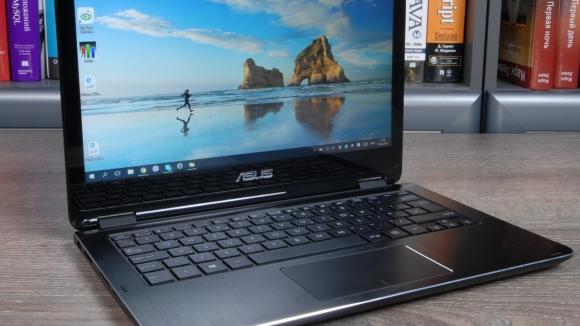 Asus VivoBook Flip TP301 Tanıtıldı