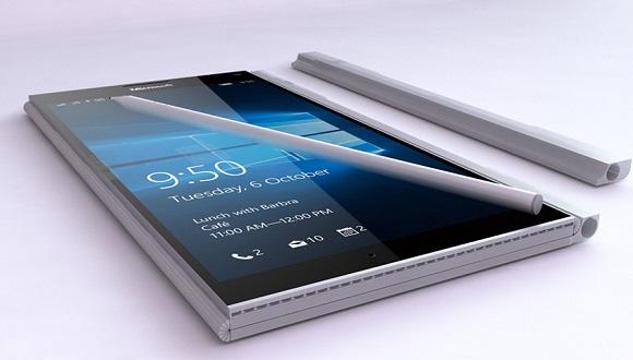 Microsoft, Üç Farklı Surface Phone Hazırlıyor