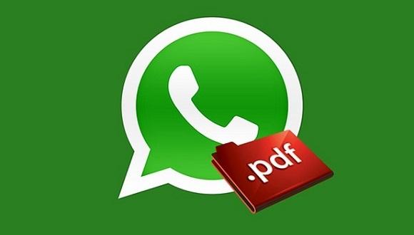 WhatsApp, PDF Desteğini Genişletti!
