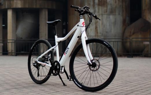 Elektrikli Bisikletlerin Tesla'sı: FLUX!