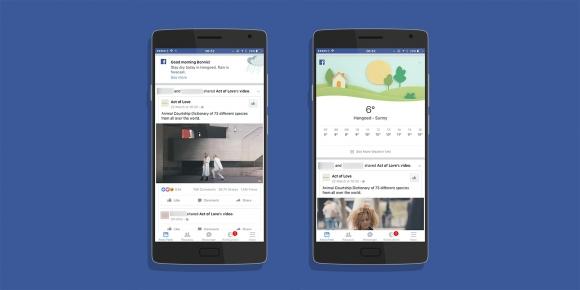 Facebook ile Hava Durumunu Öğrenin