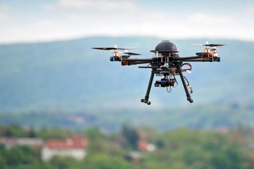 Bu Uygulama Drone Kazalarını Önlüyor