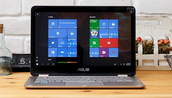 Katlanabilir PC, ZenBook Flip UX360 Tanıtıldı
