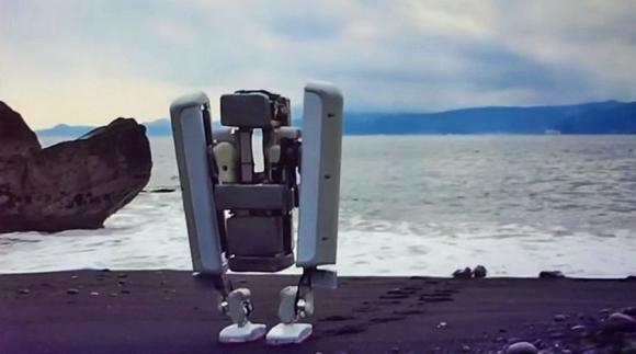 Google, İki Ayaklı Yeni Robotunu Tanıttı