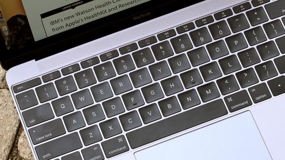 MacBook Dokunmatik Klavye ile mi Gelecek?