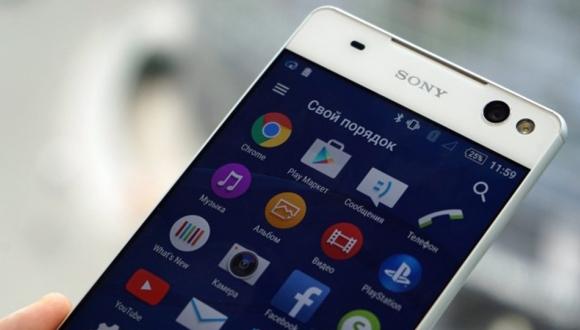 Sony'den Dev Ekranlı Bir Telefon Geliyor