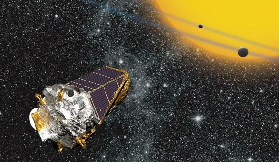 NASA'nın Uzay Gemisi Düşüyor mu?