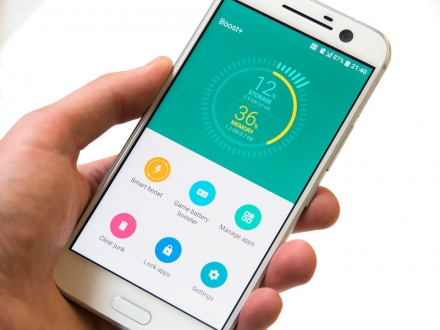 HTC, RAM'i Uygulama ile Temizleyecek
