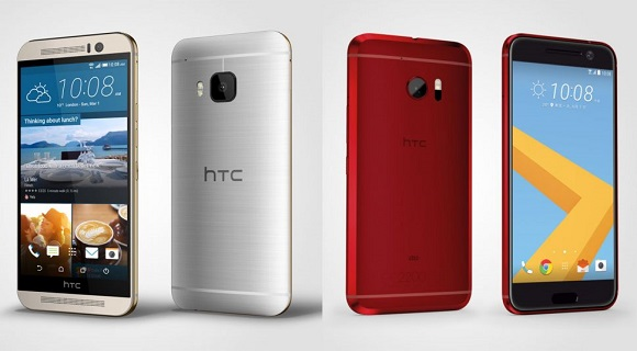 HTC 10 – HTC One M9 Karşılaştırması