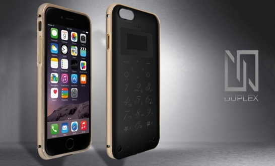 iPhone'a Çift Hat Özelliği Ekleyen Kılıf!