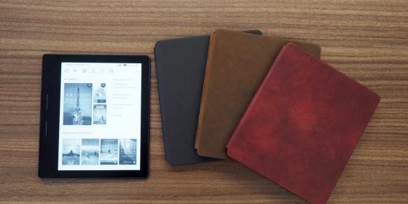 Amazon Kindle Oasis Tanıtıldı