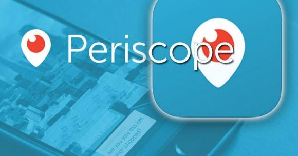 Periscope'ta Tecavüz Skandalı!