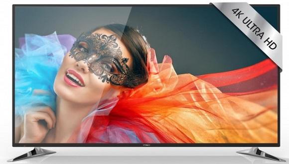 Polaroid, 4K Televizyon Duyurdu