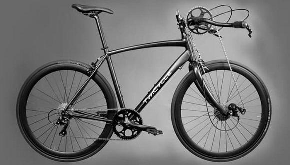 El ile Sürülen Bisiklet: TwiCycle