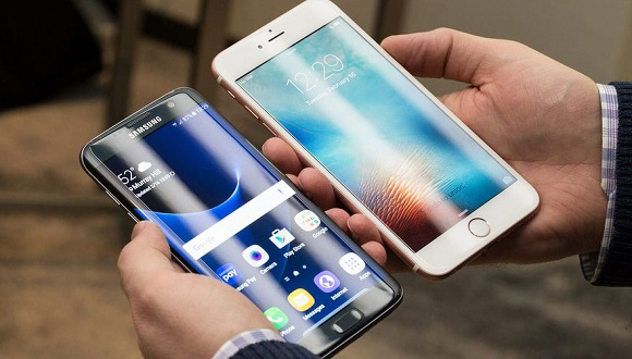 Galaxy S7 edge – iPhone 6s Plus Karşılaştırma