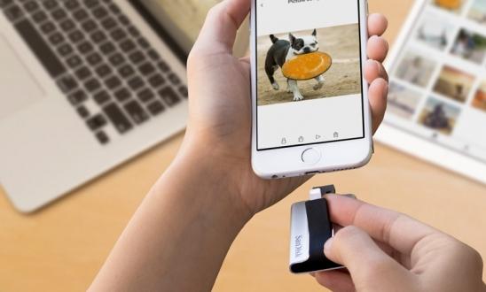 SanDisk Ürünleri Mobiliteye Ayak Uyduruyor