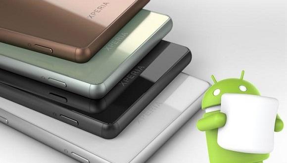 Xperia için Android 6.0 Dalgası!