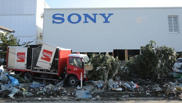 Sony'ye Deprem Darbesi!