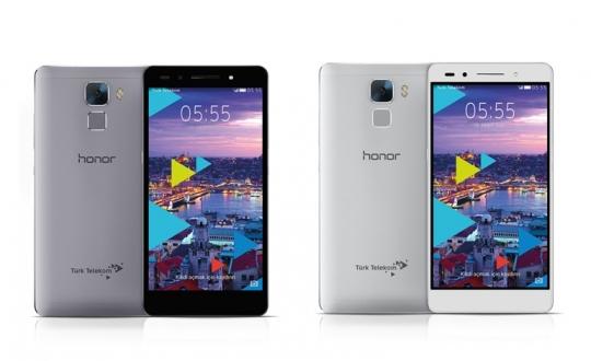 Türk Telekom Honor 7 İnceleme