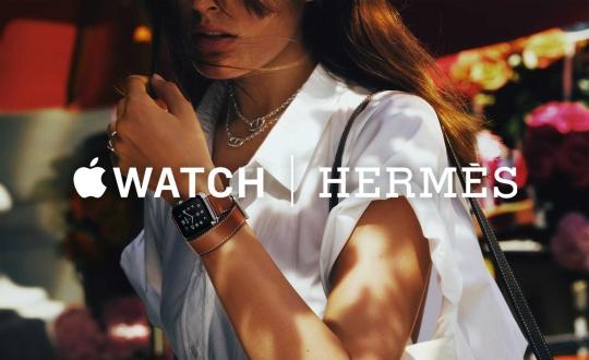 Apple Watch'ın Yeni Kayışları Tanıtıldı