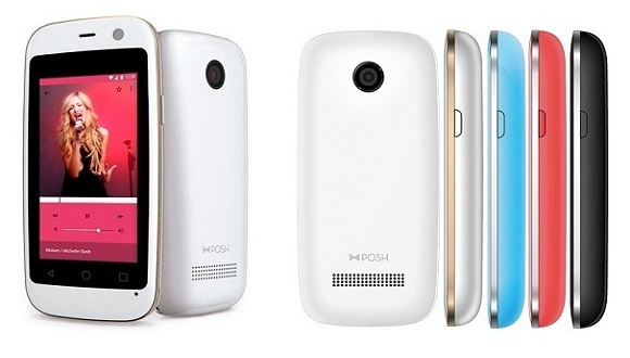 Dünyanın En Küçük Android Telefonu Satışta
